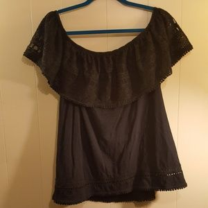 Lane Bryant Cotton Top